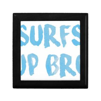 波はBroを持ち上げます ギフトボックス