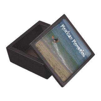 波をすくい取ること; メキシコの記念品 ギフトボックス