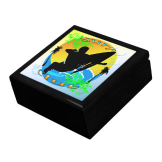 波クラブ-サーファーのギフト用の箱か装身具箱 ギフトボックス