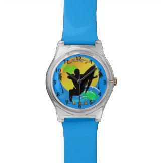 波クラブ-サーファーの腕時計 腕時計