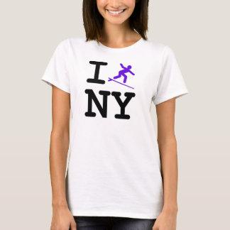 波ニューヨーク Tシャツ