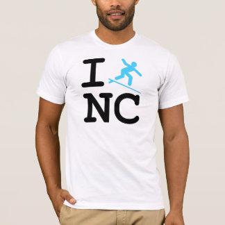 波ノースカロライナ Tシャツ