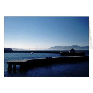 波器官、サンフランシスコ カード