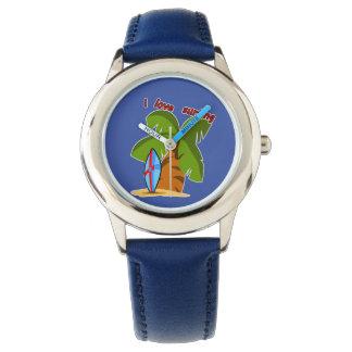 波板腕時計 腕時計