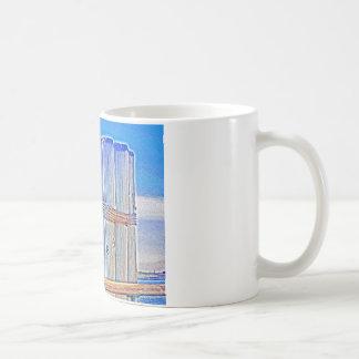波止場によって コーヒーマグカップ