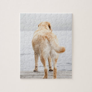 波止場の犬 ジグソーパズル