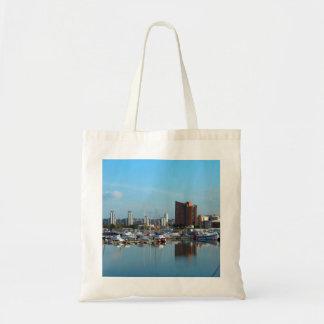 波止場地域のロンドンの王室のなバッグ トートバッグ