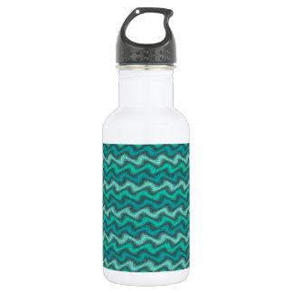 波立てられた水 ウォーターボトル