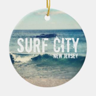 波都市- 2013年-海岸の回復 セラミックオーナメント