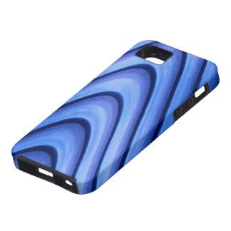 波3dのデジタル芸術 iPhone 5 cover