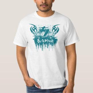 波6 Tシャツ