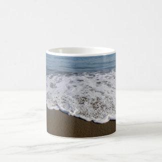 波 コーヒーマグカップ