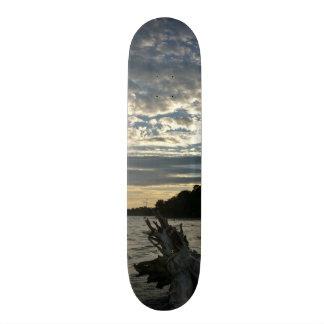 波! スケートボード