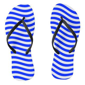 波-青い靴屋の~の~ --をつかまえて下さい ビーチサンダル