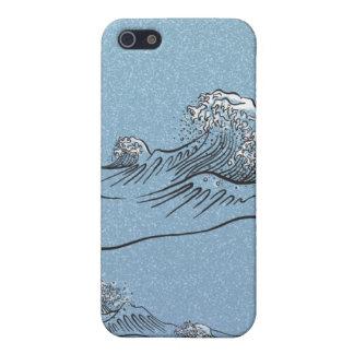 波 iPhone 5 CASE
