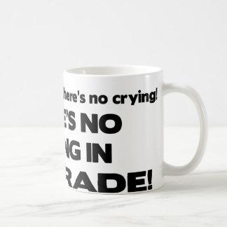 泣き叫び無し-第4等級 コーヒーマグカップ