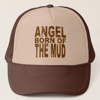 泥の生まれる天使 キャップ