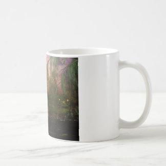 泥地のLaは竸います: たそがれの偵察 コーヒーマグカップ