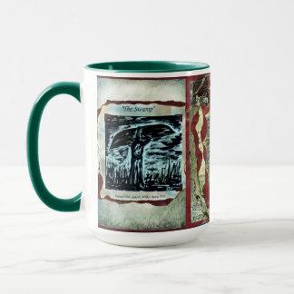 泥地 マグカップ