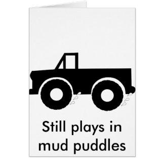 泥水溜(4WD)のまだ演劇 カード