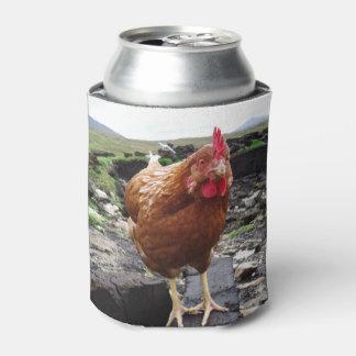 泥炭の鶏はH.A.S. Artsによってクーラー、できます 缶クーラー