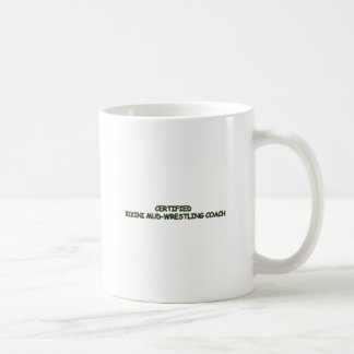 泥 コーヒーマグカップ