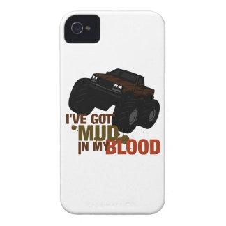 泥|私|血 iPhone 4 Case-Mate ケース