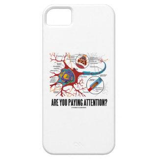 注意していますか。 ニューロンシナプスのユーモア iPhone SE/5/5s ケース