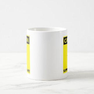 注意のぬれたマグ モーフィングマグカップ