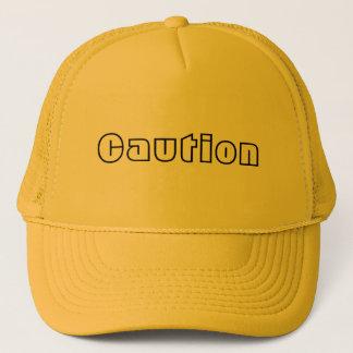 注意の帽子 キャップ