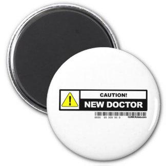 注意の新しい医者 マグネット
