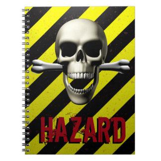 注意の警告 ノートブック