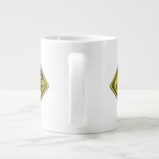 注意のCthulhuのコーヒー・マグ ジャンボコーヒーマグカップ