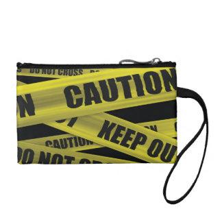 注意テープ-硬貨の財布 コインパース