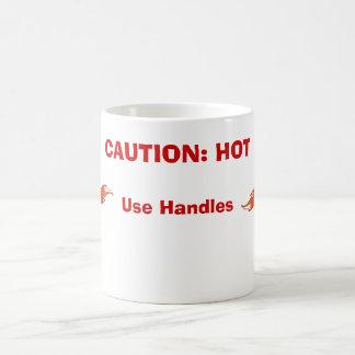 注意:  熱い モーフィングマグカップ
