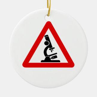 注意:  科学! セラミックオーナメント