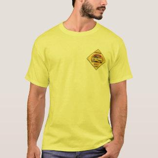 注意! CAMARO X-ING Tシャツ