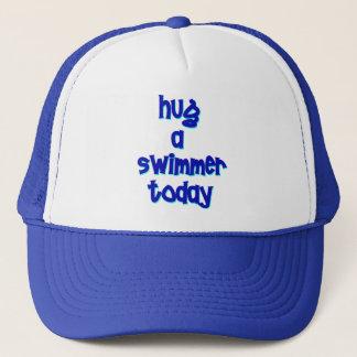 泳ぐ人を今日抱き締めて下さい キャップ
