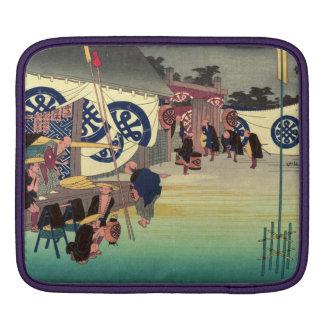 洋品店1833年 iPadスリーブ