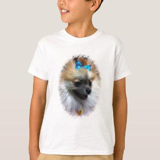 洒落男Nannaの青い弓 Tシャツ