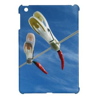 洗浄ラインiPadの場合の唐辛子 iPad Miniケース