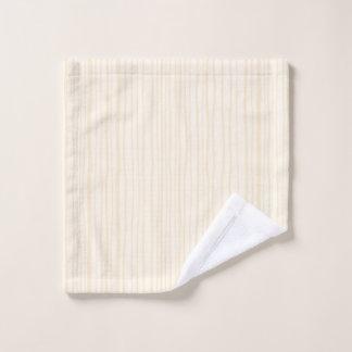 洗浄布の明るい木 ウォッシュタオル