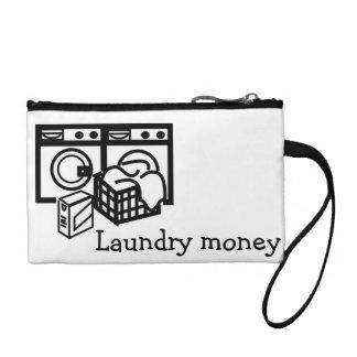 洗濯のお金の袋 コインパース