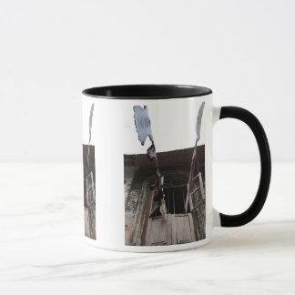 洗濯のコーヒー・マグ マグカップ