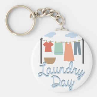 洗濯日 キーホルダー