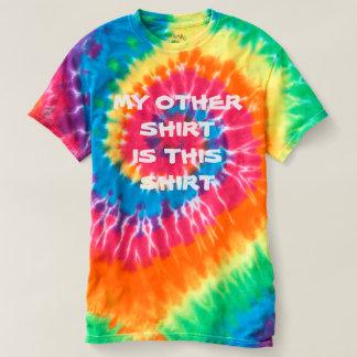 洗濯日 Tシャツ