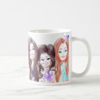 洗礼の風刺漫画のマグ2014b コーヒーマグカップ