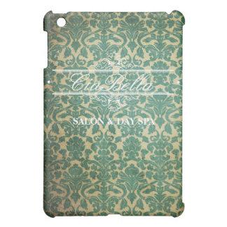 洗練されたダマスク織のサロンの華麗さの旗の箱 iPad MINI CASE