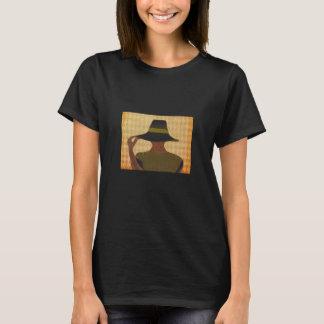 洗練された女性 Tシャツ