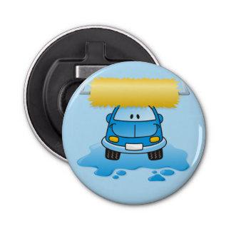 洗車の漫画 栓抜き